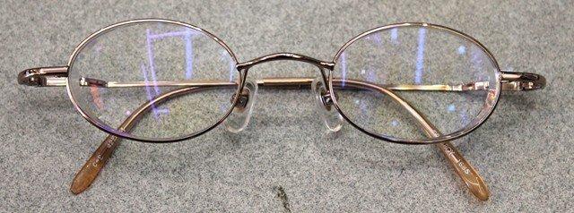 ラトケ襄胞による強度内斜視を矯正した眼鏡
