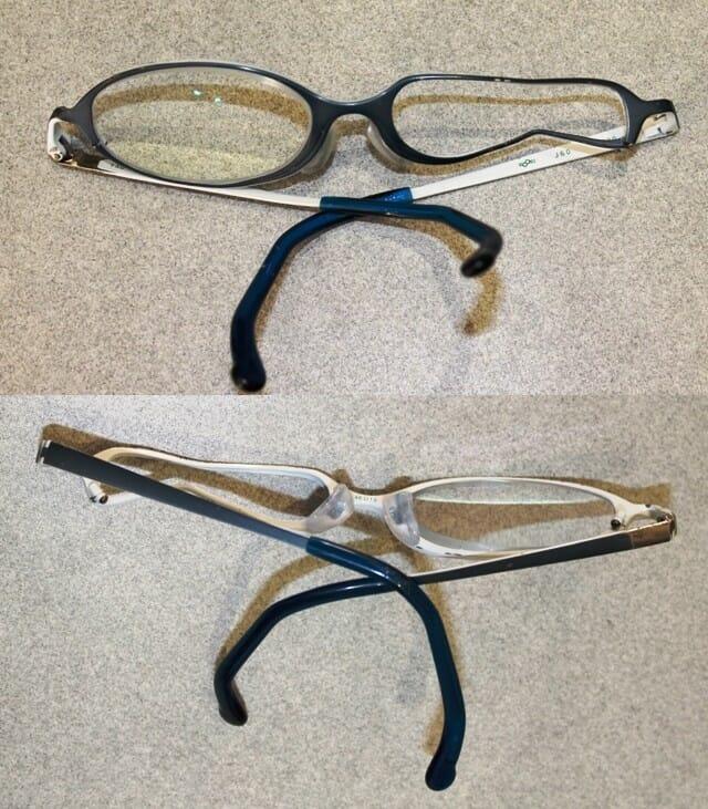 子供用眼鏡【実施例】屈折異常弱視 遠視性乱視