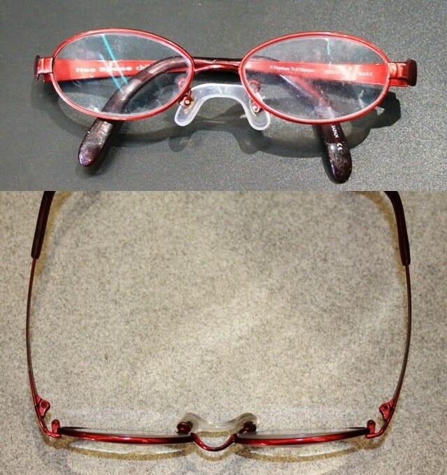 レンズはフラットな非球面レンズ使用