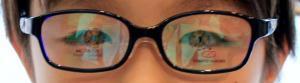 【実施例20180627】子供メガネ 不同視