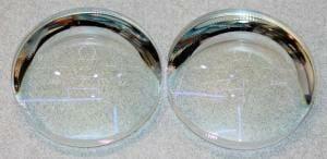 【20190402実施例】遠近両用眼鏡 強度近視 斜視