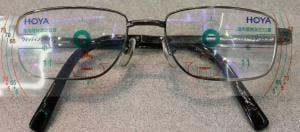 複合斜視矯正眼鏡