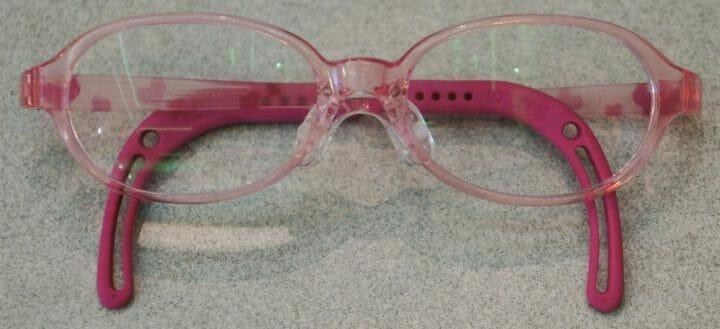 子供メガネ正面からの概要
