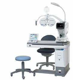 角膜形状/屈折力解析装置