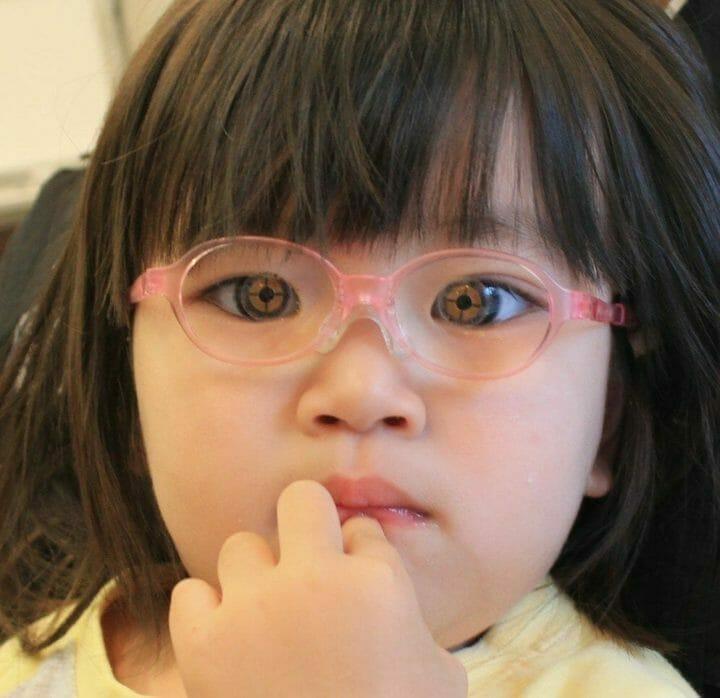 新しいメガネを作る前