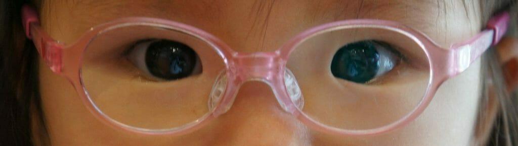 メガネかけてくれるようになりました