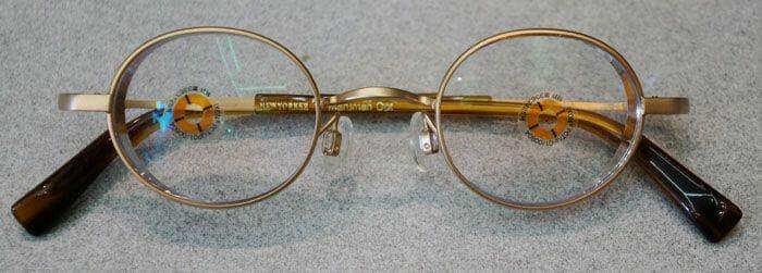 眼鏡完成概要